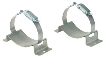 OMP Brackets for extinguisher, 115 diameter