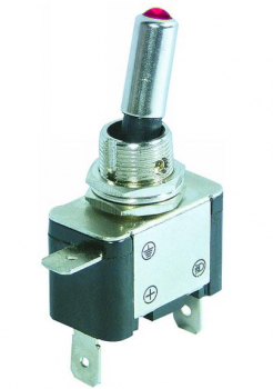 On / Off LED Toggle switch