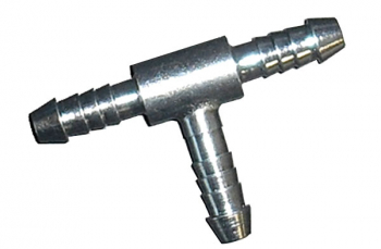T-Hose connector, Steel