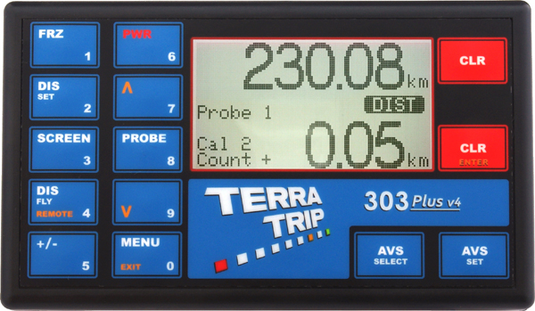 Terratrip 303 PLUS V4 Rally Computer